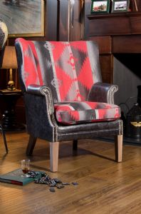 Tetrad Beckford Chair in Ralph Lauren Signature Fabrics